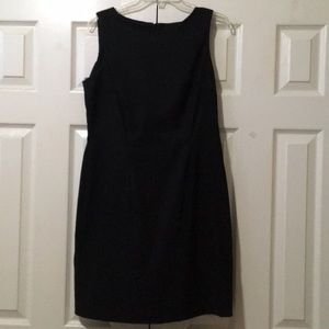 Black Sheath Dress